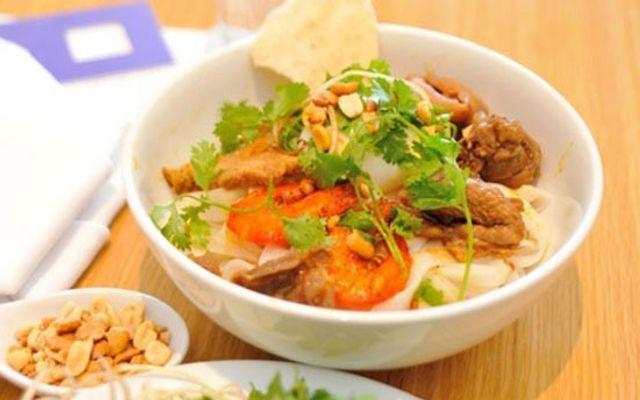 Bánh Ướt Lòng, Gà & Xôi, Mì Quảng, Thịt Nướng Cô Nga