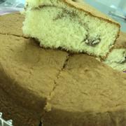 Bánh ngọt ít, mềm, xốp nhẹ