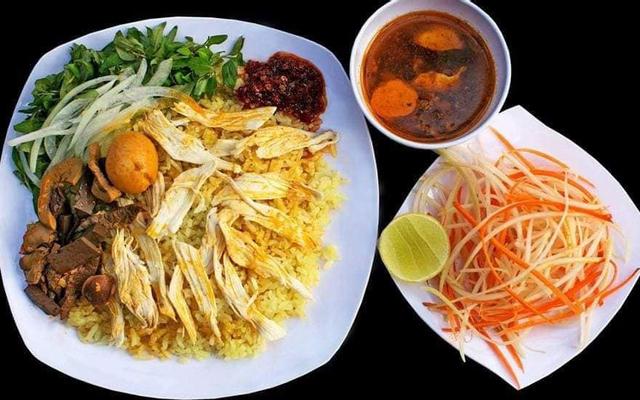 Địa điểm ở gần Hội An Quán - Lương Ngọc Quyến   Foody.vn
