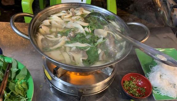 Lẩu Gà Lá É Phú Yên - Tây Thạnh