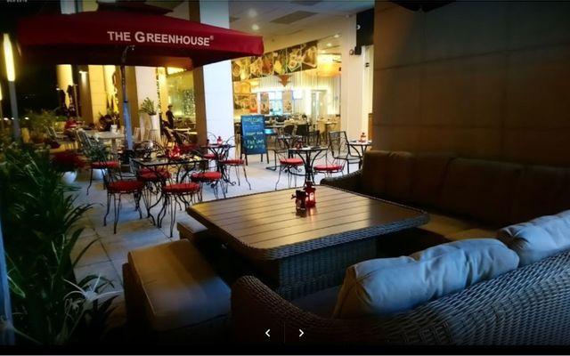 The Greenhouse Restaurant - Tôn Dật Tiên