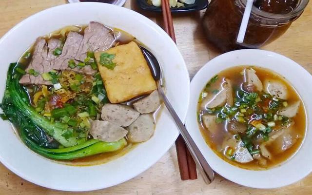 An An - Mì Bò Đài Loan
