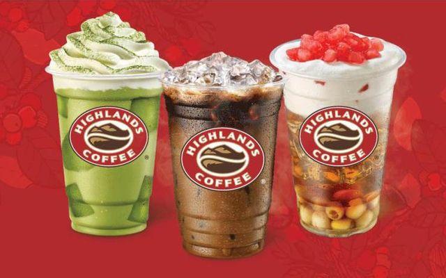 Highlands Coffee - Hùng Vương