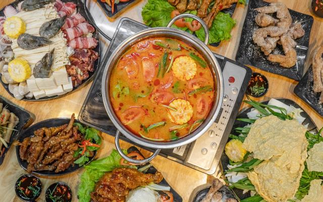 Pop Quán - Chân Gà Chiên Mắm & Lẩu Thái Tomyum