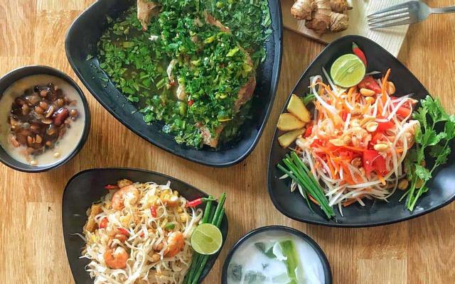 Chatuchak - Xương Má Hàm Thái Lan