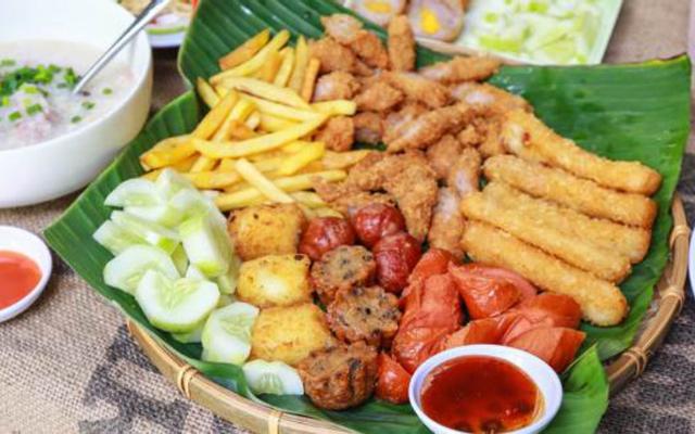 Tuva - Food & Drink