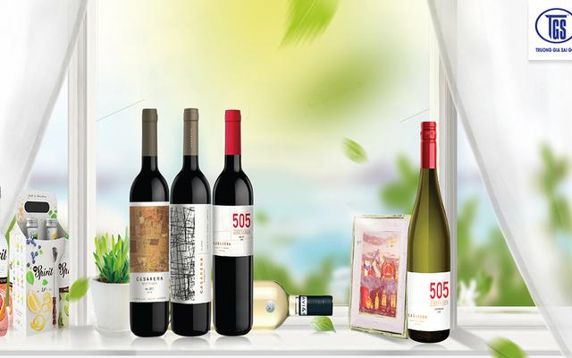 Trương Gia Sài Gòn - Shop Rượu Vang