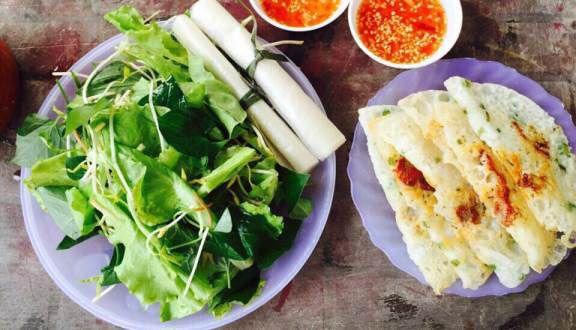 Bánh Xèo Quảng Ngãi - Ngô Cát