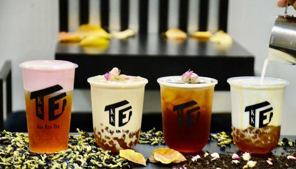 Kea Kea Tea - Trà Sữa Hoa Nghệ Tây