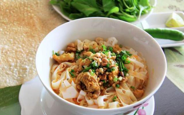 Mì Quảng Huyền