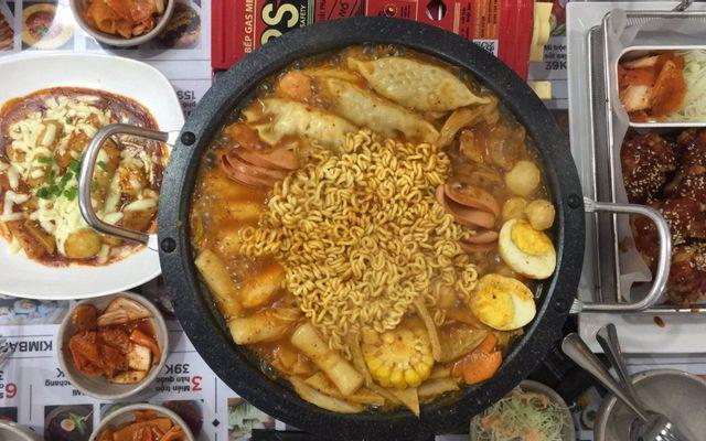 Haru - Quán Ăn Hàn Quốc Bmt