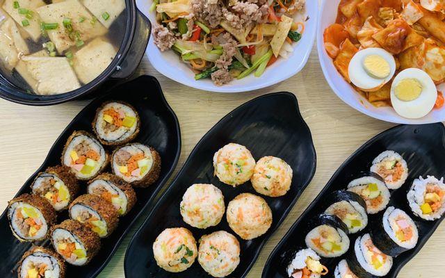 Kimbap TiTi - Món Hàn Quốc - Hoàng Sa