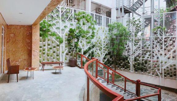 Café Habakuk X Dcodes - Phan Huy Chú