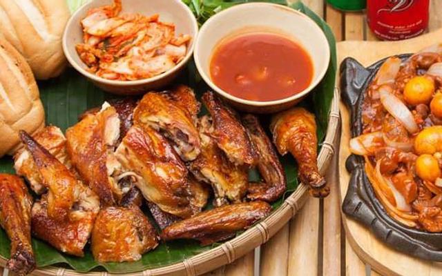 Gà Nướng Cái Bang - Nguyễn Cư Trinh