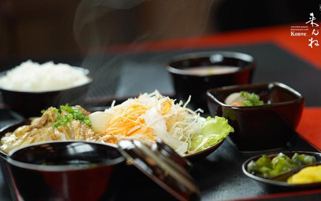Konne - Japanese Hakata Restaurant & Café