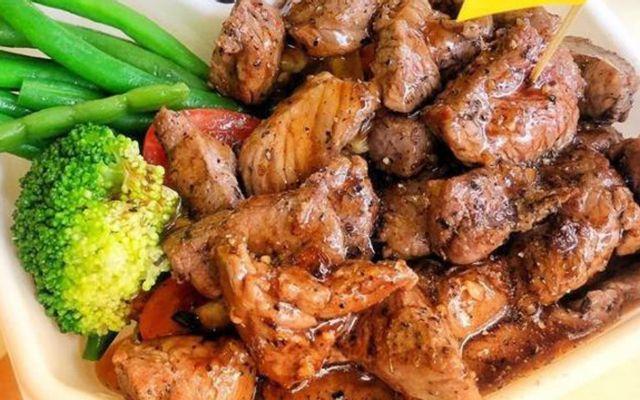GyuBox Sài Gòn - Bò Hộp & Các Món Đút Lò