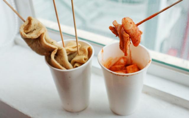 Daebak Tokbokki - Món Ăn Hàn Quốc - Hồ Tùng Mậu