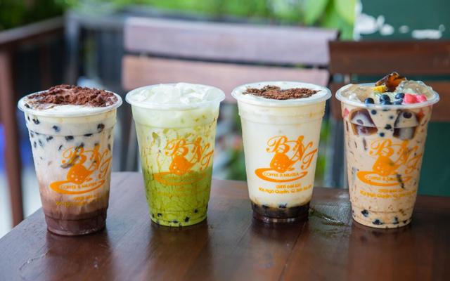 Bnt - Coffee & Milktea