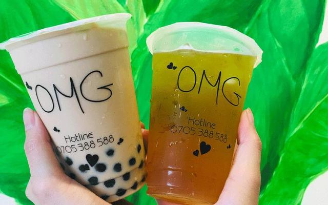 OMG - Taiwan Milk Tea