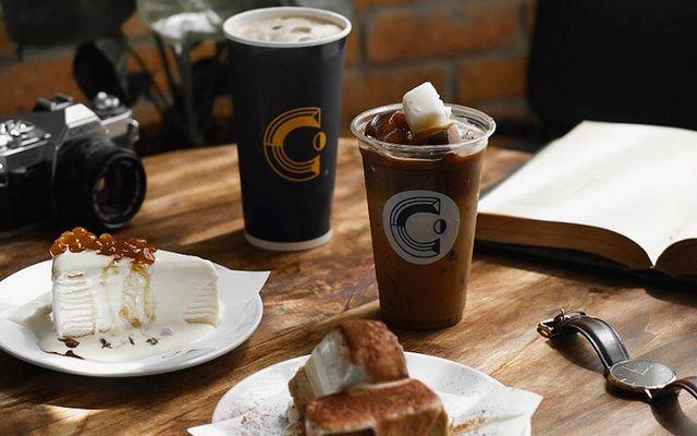 Cheese Coffee - Lê Thị Riêng