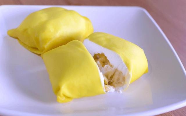 Mai Lê - Bánh Crepe Sầu Riêng Bigsize
