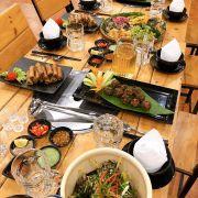 Món ăn đa dạng, ngon miệng đặc biệt vừa túi tiền.