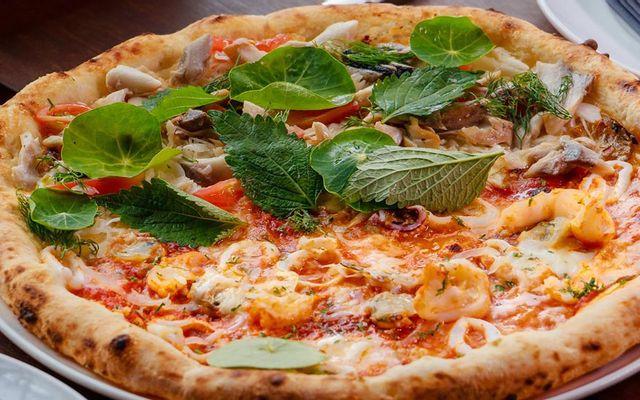 Pizza 4P's - Pizza Kiểu Nhật - Trần Phú