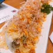 Cơm cuộn sò điệp phô mai