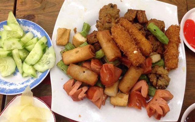 Ăn Vặt Sơn Ca - Cá Viên Chiên - Trường Chinh