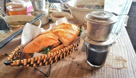 NBT - Bánh Mì Pate & Cafe - KĐT Văn Phú