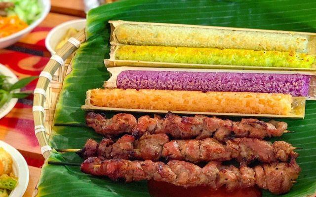 A Tinh - Cơm Lam & Bún Thịt Nướng