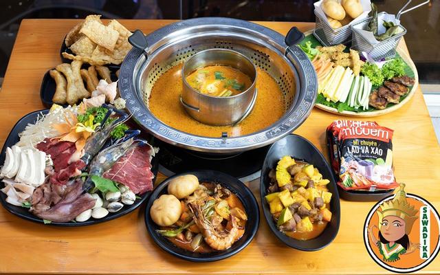 Bếp Sawadika - Nguyễn Khánh Toàn