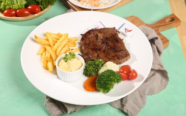 Funny Beef - Spaghetti & Beefsteak - Lê Đức Thọ