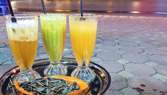 Just Juice - Nước Ép Trái Cây
