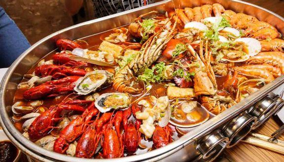 LonDon Restaurant - Buffet Lẩu Nướng Hải Sản