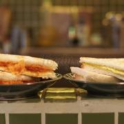 Bánh mì Hải Nam - Hainanese toast