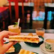 Bánh mì gà Hải Nam