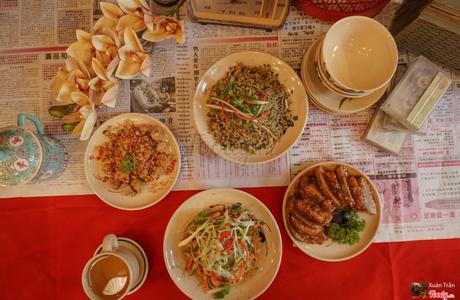 An Duyên Chợ Lớn - Ẩm thực Trung Hoa