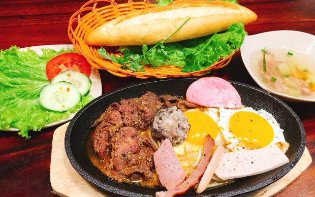 Bò Né 3 Ngon - Bếp Quảng - Lê Thanh Nghị