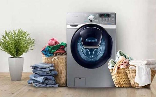 Giặt Sấy Ủi Quần Áo Nano