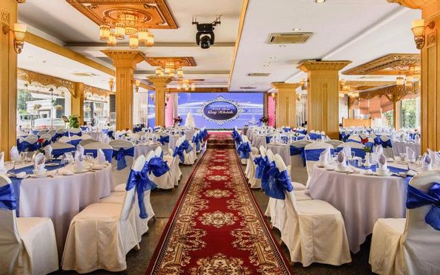 Trung Tâm Tiệc Cưới Khách Sạn Hương Giang