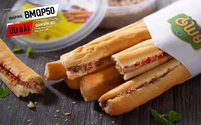 Bánh Mì Que Pháp - Co.op Mart Phan Văn Trị