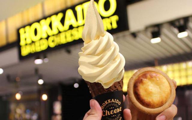 Hokkaido Baked Cheese Tart - Times City