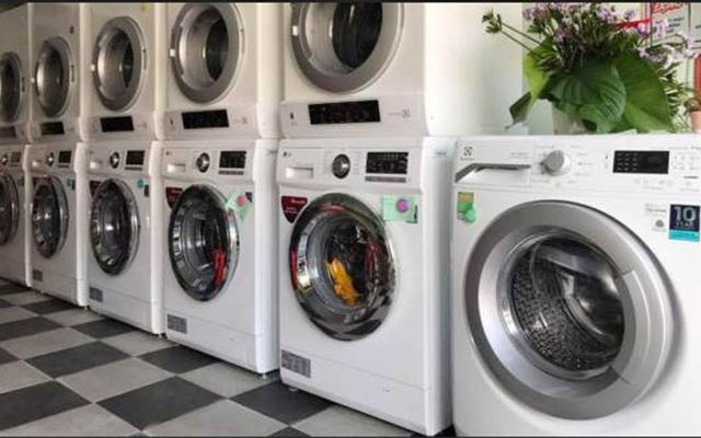 Giặt Sấy Nhanh - Anh Khoa Laundry