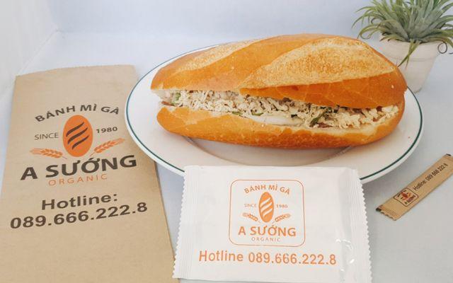 Bánh Mì A Sướng - Hồ Xuân Hương