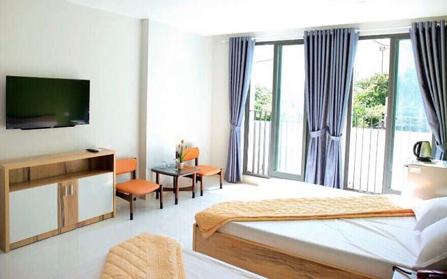 Khách Sạn Sam Blue