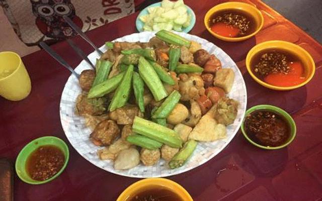 Cô Út - Cá Viên Chiên - Lê Hồng Phong