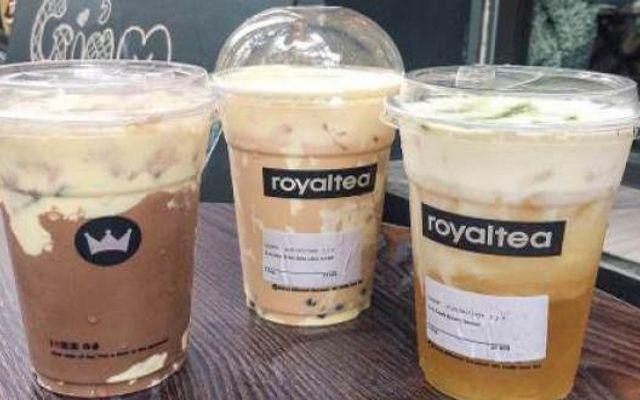 Royaltea - Trà Sữa Hồng Kông - Diệp Minh Châu