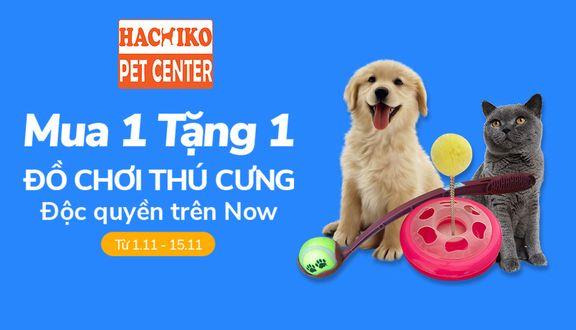 Hachiko Pet Center - Giải Phóng