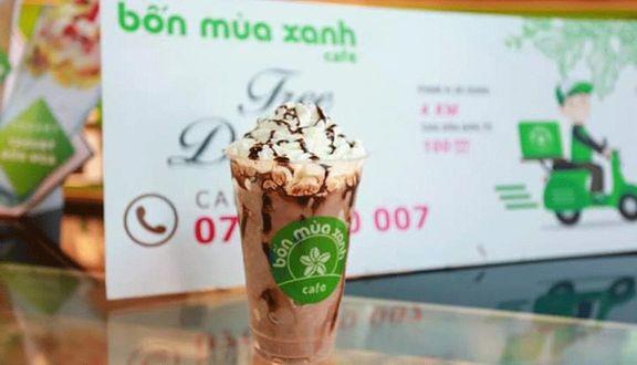Bốn Mùa Xanh Cafe - Trần Phú